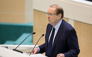 Богданов Виталий Анатольевич, член Комитета СФ поконституционному законодательству игосударственному строительству