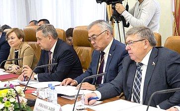 Людмила Бокова, Александр Ракитин, Баир Жамсуев иВалерий Рязанский