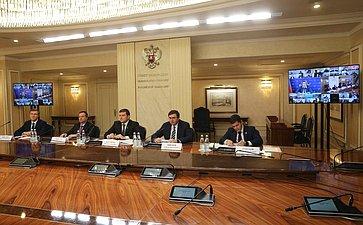 Заседание Совета поразвитию финансового рынка натему «Задачи финансового сектора вдостижении национальных целей развития России»