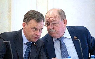 Виктор Новожилов иГеннадий Орденов