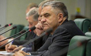 Заседание Комиссии по мониторингу ситуации на Украине при Комитете Совета Федерации Тарло