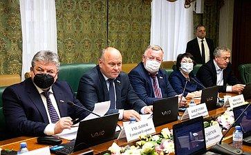 Заседание Комитета СФ поаграрно-продовольственной политике иприродопользованию
