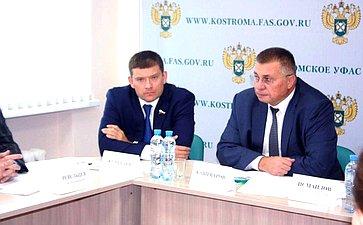 Николай Журавлев иАндрей Кашеваров
