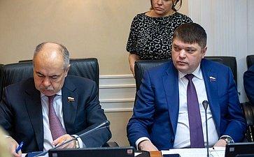 Ильяс Умаханов иДмитрий Василенко