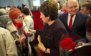 Е.Алтабаева приняла участие вмероприятиях вСевастополе, приуроченных кшестилетию Русской весны
