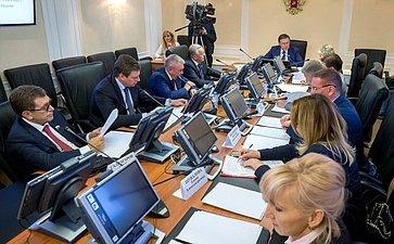 Совещание повопросам финансового обеспечения реализации мероприятий посодействию созданию всубъектах Российской Федерации новых мест вобщеобразовательных организациях