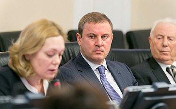 Г. Горбунов провел расширенное заседание Комитета СФ по аграрно-продовольственной политике и природопользованию