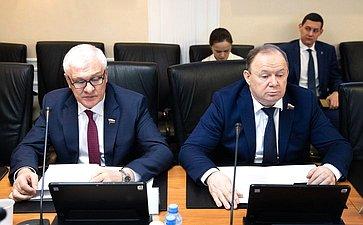 Сергей Брилка иВладимир Лаптев