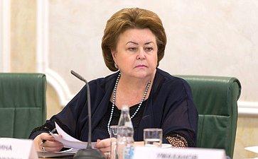 Парламентские слушания вСФ натему реализации Стратегии государственной культурной политики