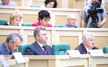 Заседание Совета позаконодательному обеспечению оборонно-промышленного комплекса ивоенно-технического сотрудничества натему «Правовые итехнологические аспекты развития авиационной отрасли всфере оборонно-промышленного комплекса РФ»