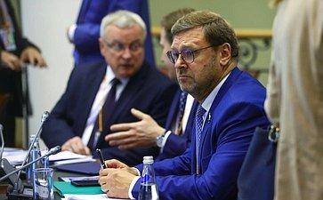 Экспертная сессия высокого уровня «Приоритеты развития Союзного государства»