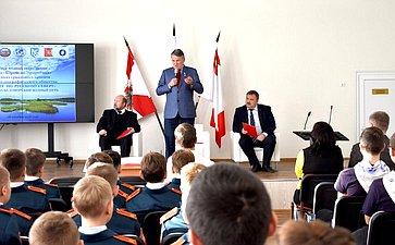 Юрий Воробьев открыл научно-практическую конференцию «Вместе порусскому северу: Онежско-Беломорский водный путь»