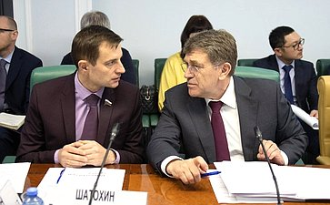 Дмитрий Шатохин иАхмат Салпагаров