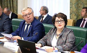 Вадим Николаев иЛюдмила Талабаева