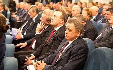 Заседание Совета законодателей РФ