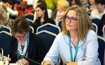 Заседание международных экспертов «ЮНИДО: Глобальная платформа для содействия развитию женской предпринимательской деятельности»