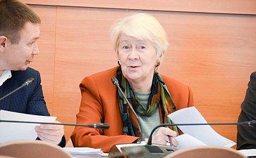 Члены Совета Федерации приняли участие взаседаниях постоянных комиссий МПА СНГ
