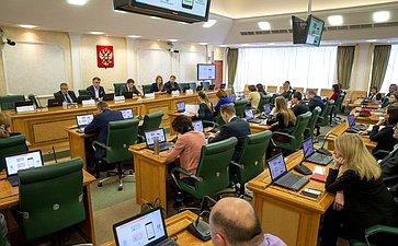 Заседание экспертного совета Комитета СФ побюджету ифинансовым рынкам