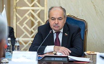 Iliyas Umakhanov: Inter-parliamentary interaction is becoming increasingly important