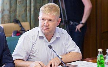 В Совете Федерации состоялось заседание Комитета общественной поддержки жителей Юго-Востока Украины-14