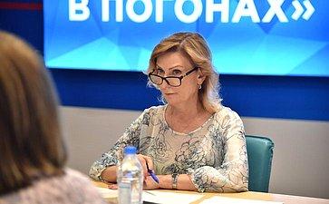 И. Святенко возглавила попечительский совет Ассоциации «Женщины впогонах»