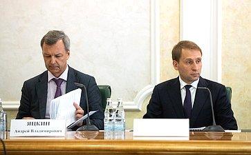 Андрей Яцкин иАлександр Козлов