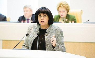 362-е заседание СФ Афанасьева