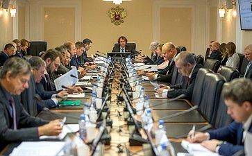 Совещание натему «Осовершенствовании законодательного обеспечения селекции исеменоводства вРоссийской Федерации»