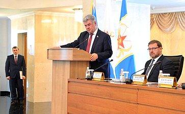 Законодатели России иКазахстана договорились опроведении регулярных встреч профильных Комитетов верхних палат парламентов