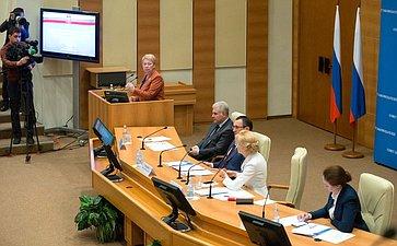 Доклад Министра образования инауки О.Васильевой