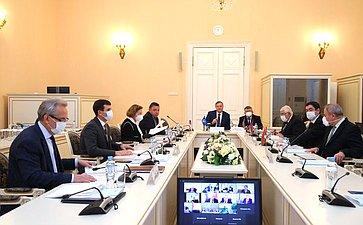 Заседания Постоянных комиссий Межпарламентской Ассамблеи СНГ