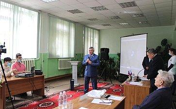 Сергей Михайлов принял участие вмеждународной научно-практической конференции «Научно-практические, биотехнологические исоциально-экономические проблемы развития животноводства»