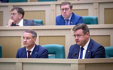 Аркадий Фомин иНиколай Любимов