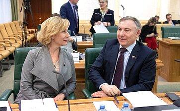 Инна Святенко иАлександр Варфоломеев
