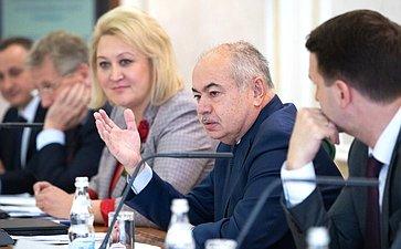 Заседание Совета повопросам интеллектуальной собственности при Совете Федерации натему «Вопросы поддержки истимулирования изобретательской активности вРоссийской Федерации»