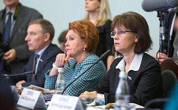 Сенаторы напервом заседании Совета попроблемам профилактики наркомании