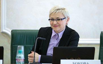 Л. Бокова назаседании Комитета Совета Федерации поконституционному законодательству игосударственному строительству