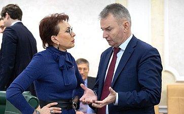 Татьяна Кусайко иИгорь Каграманян