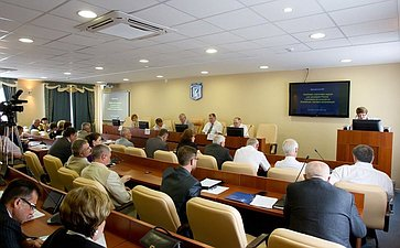 «Круглый стол» натему «Проблемы подготовки кадров для экономики России вусловиях вступления России вВТО»