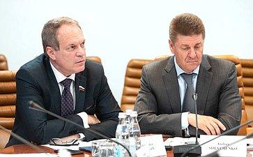 А. Башкин иА. Шевченко