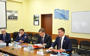 Андрей Епишин провел заседание рабочей группы повопросам государственной политики всфере авиастроения