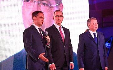 Анатолий Артамонов принял участие воткрытии Международного кинофестиваля «Циолковский»