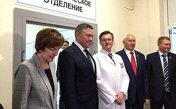 Николай Тихомиров принял участие вторжествах, приуроченных кочередному Дню рождения родного города ипразднованию Дня народного единства