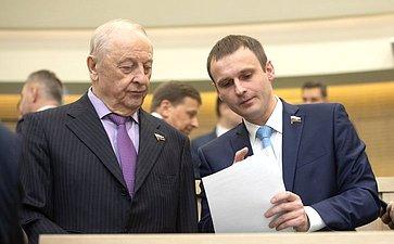 Эдуард Россель иСергей Леонов