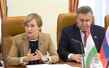 Людмила Бокова иАлександр Ракитин