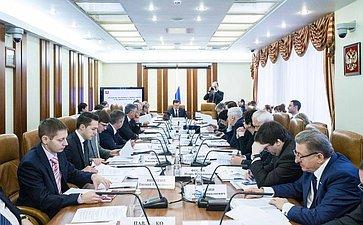 ВСФ прошло Заседание Комитета пофедеративному устройству, региональной политике, местному самоуправлению иделам Севера