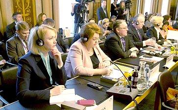 Визит делегации Совета Федерации вАвстрию
