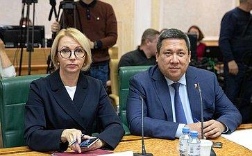 Ирина Гехт иВладимир Полетаев