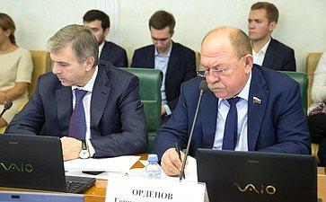 Мухарбий Ульбашев иГеннадий Орденов