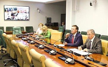 Совещание Комитета Совета Федерации побюджету ифинансовым рынкам